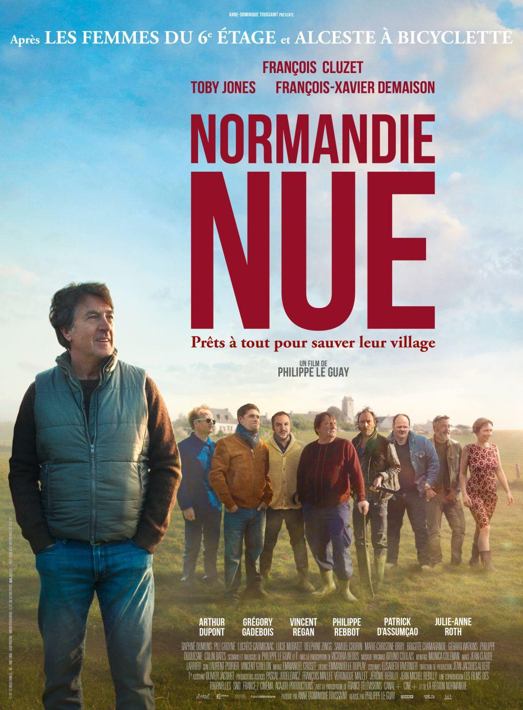Nude Normandy