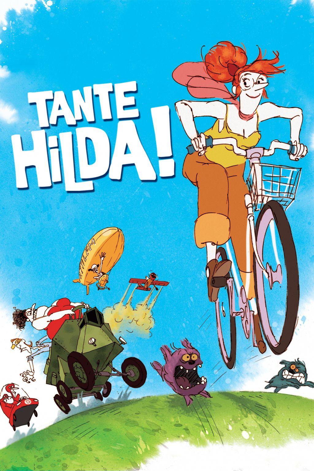 Aunt Hilda