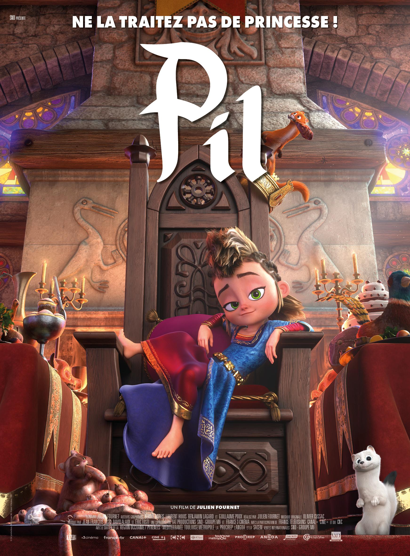Pil's Adventures