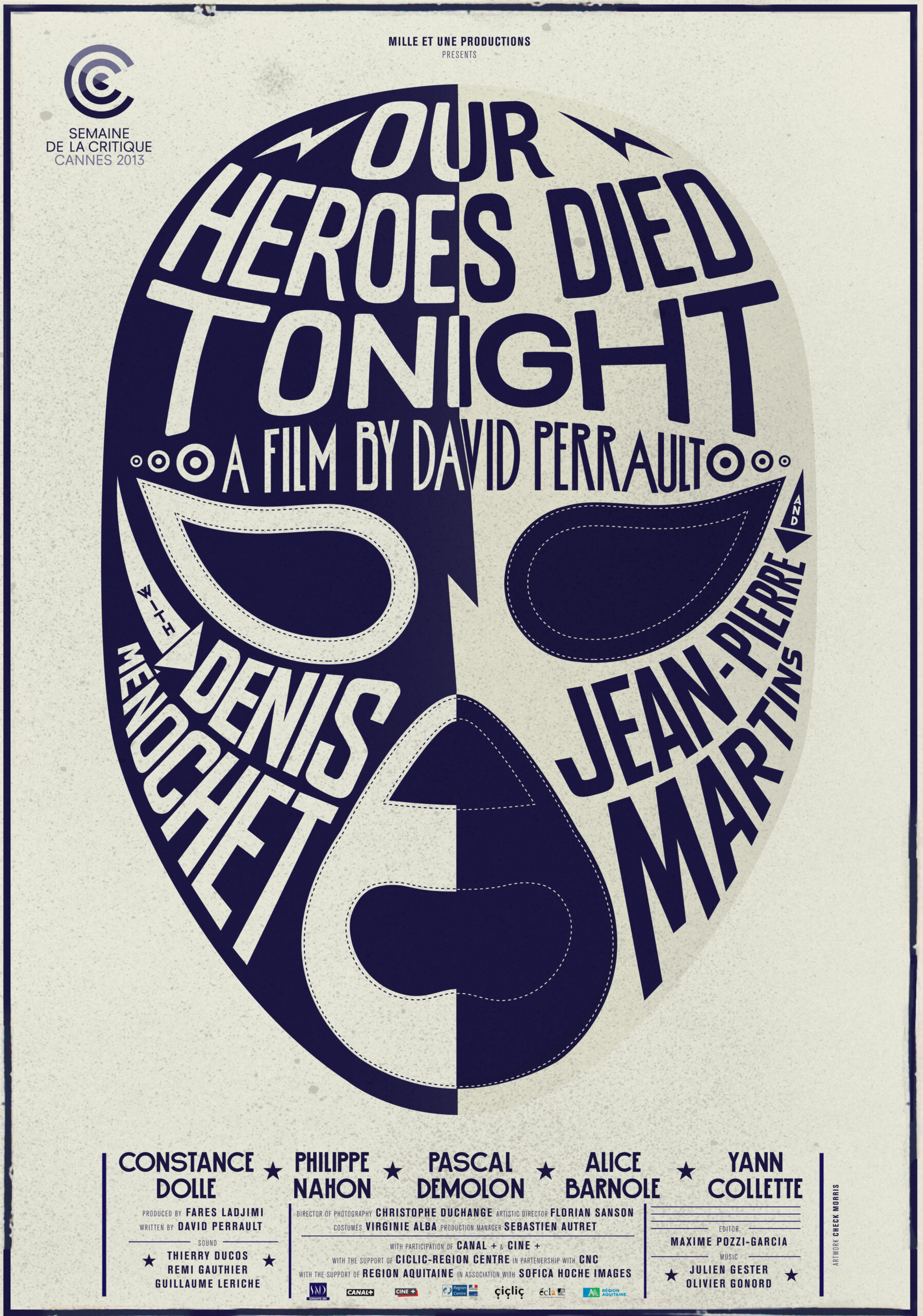 Our heroes died tonight