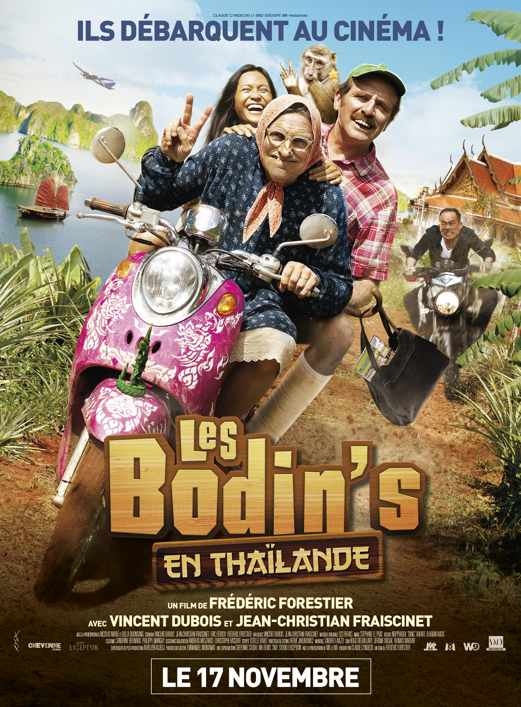 The Bodins
